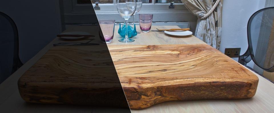 Wooden Homewares